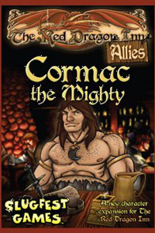 Red Dragon Inn EP: Allies - Cormac the Mighty