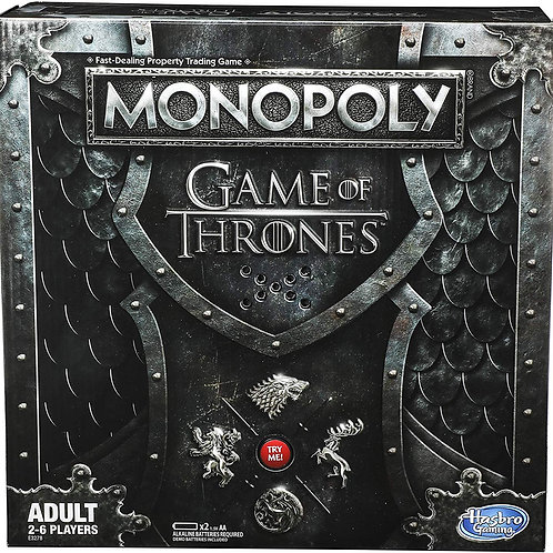 Monopoly:Game of Thrones