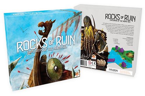 Explorers of the North Sea EP: Rocks of Ruin