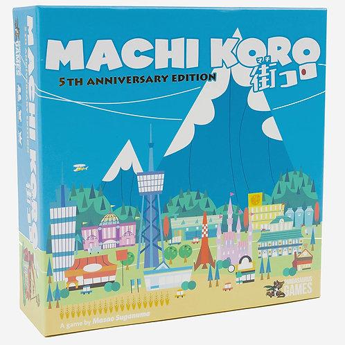Machi Koro: 5th Anniversary Ed