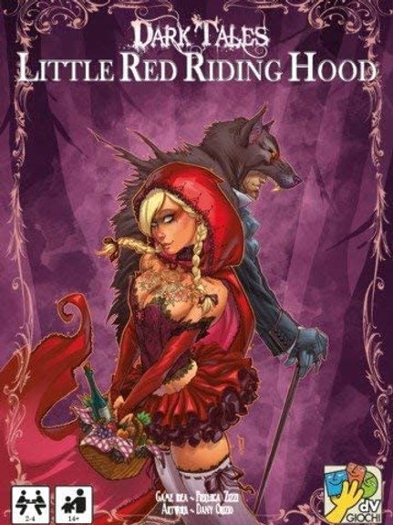 Dark Tales EP: Red Riding Hood
