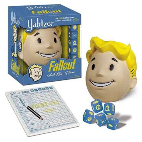 Fallout Yahtzee