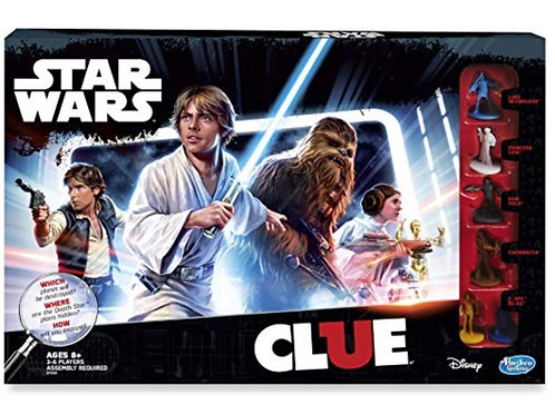Clue: Star Wars