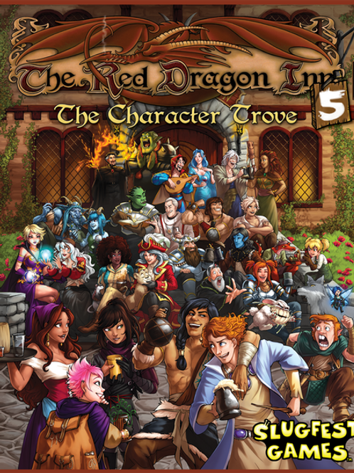 Red Dragon Inn 5