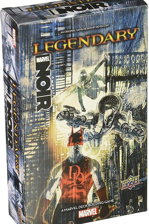 Legendary: A Marvel Deck Building Game - Noir Edition