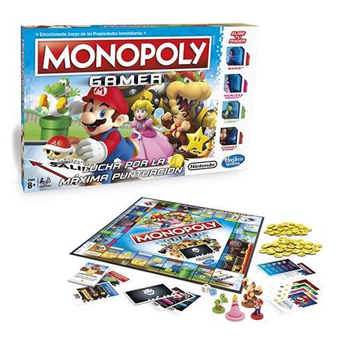 Monopoly Gamer Ed