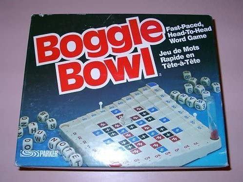 Boggle Bowl