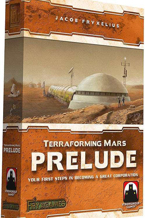 Terraforming Mars EP Prelude
