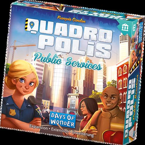Quadropolis EP: Public Services