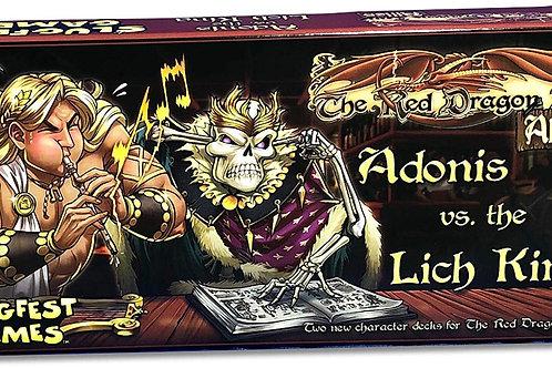 Red Dragon Inn EP: Adonis vs the Lich King