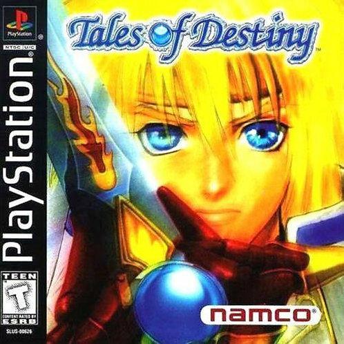 Tales of Destiny