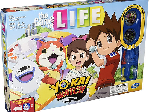 The Game of Life: Yo Kai Watch