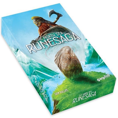 The North Sea EP: Runesaga