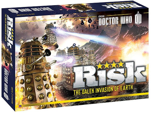 Risk: The Dalek Invasion of Earth
