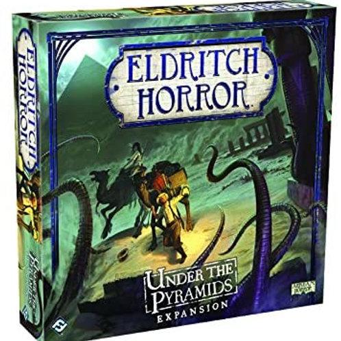 Eldritch Horror EP: Under the Pyramids