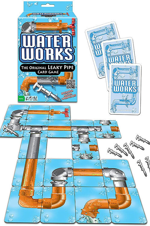 Water Works: The Original Leaky Pipe Card Game