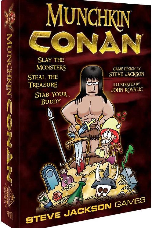 Munchkin: Conan Card Game