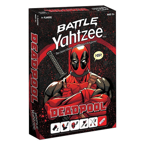 Yahtzee: Deadpool