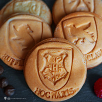 Biscuits Poudlard et 4 Maisons