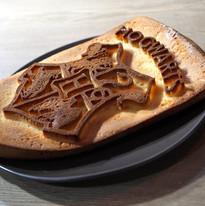 Gâteau Poudlard
