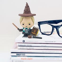 Gomee-Figurine-Eraser-Draco Malefoy-Life