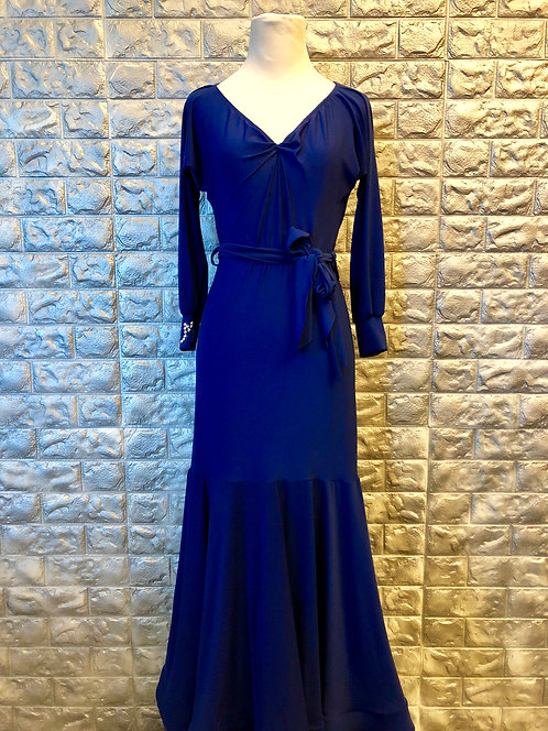 Blue Practice Dress