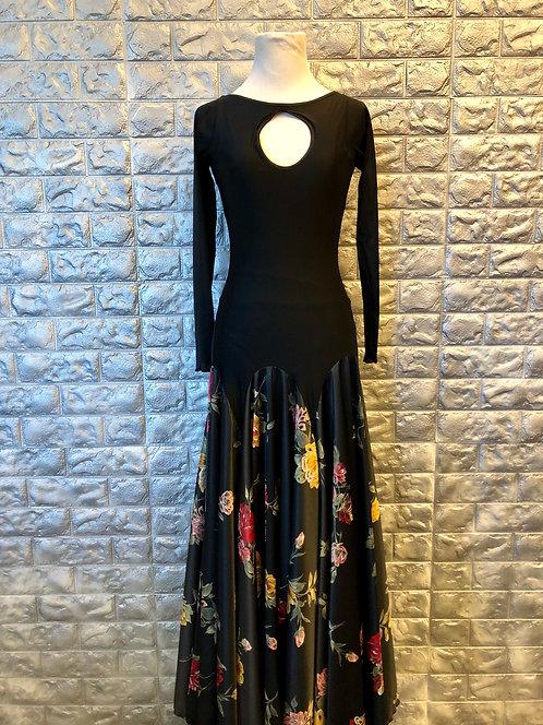 Floral Smooth/Standard Skirt