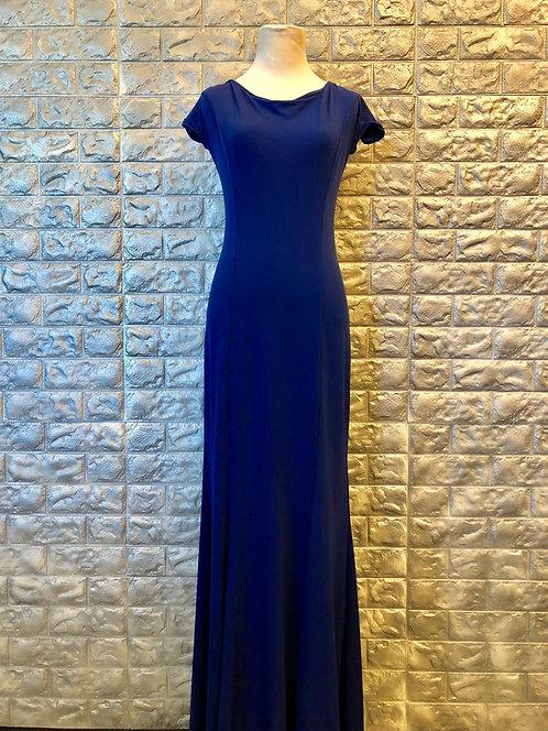 Blue Smooth/Standard Dress