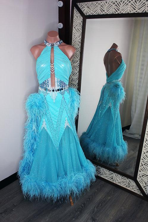 Blue Dream Dress