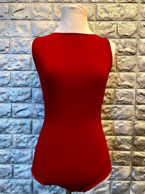 Red Leotard