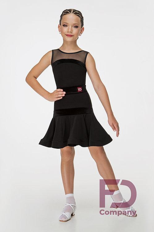 Black Practice skirt