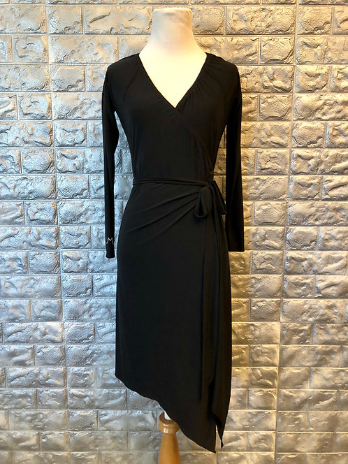 Wrap Latin Dress