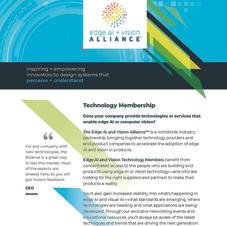 AI Alliance Members Flyer