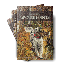 Grouse Points Dust Jacket