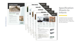 Sales Specification Sheets