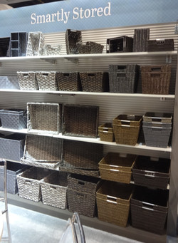 Houseware Show Containers