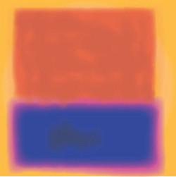 Rothko inspired ironing board cover