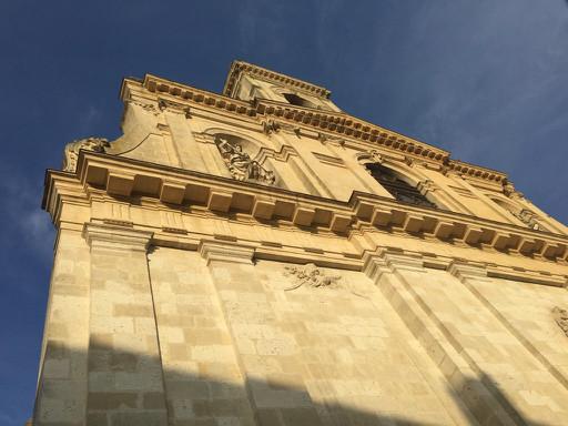 Eglise á Casteljaloux / Church at Casteljaloux