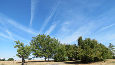 Du Reve en bleu / Dreaming of blue skies