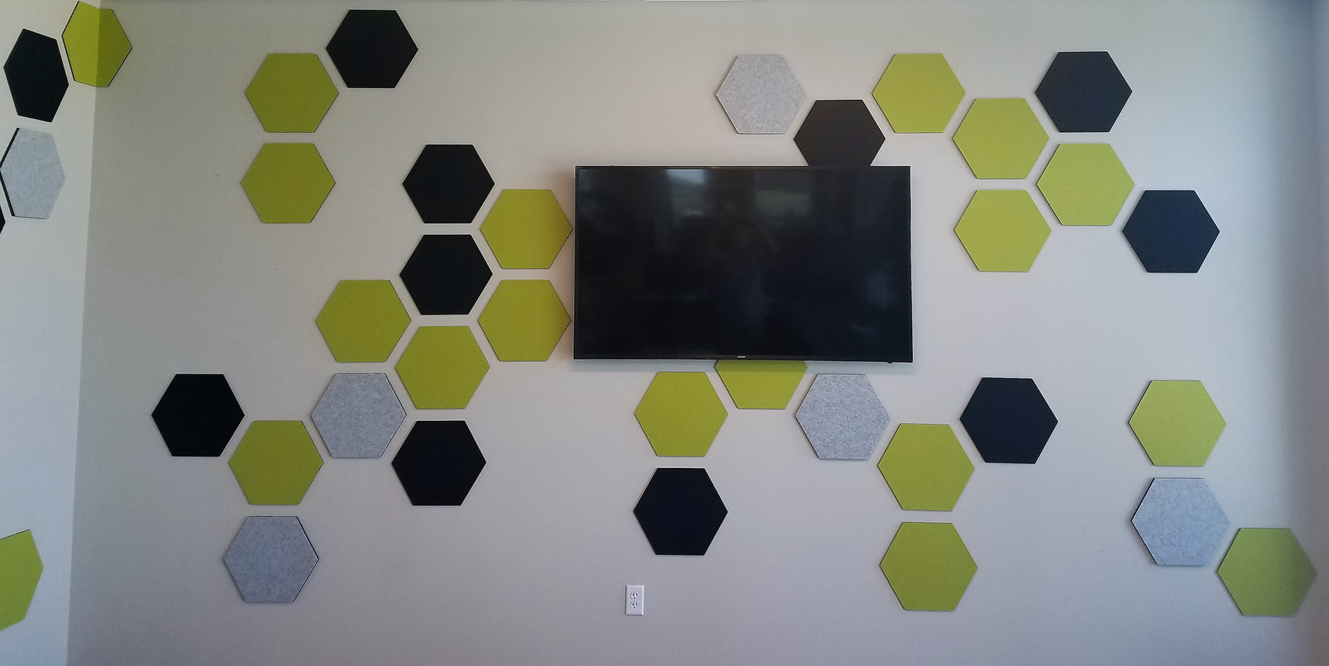 J2 Felt Tiles Hexagon