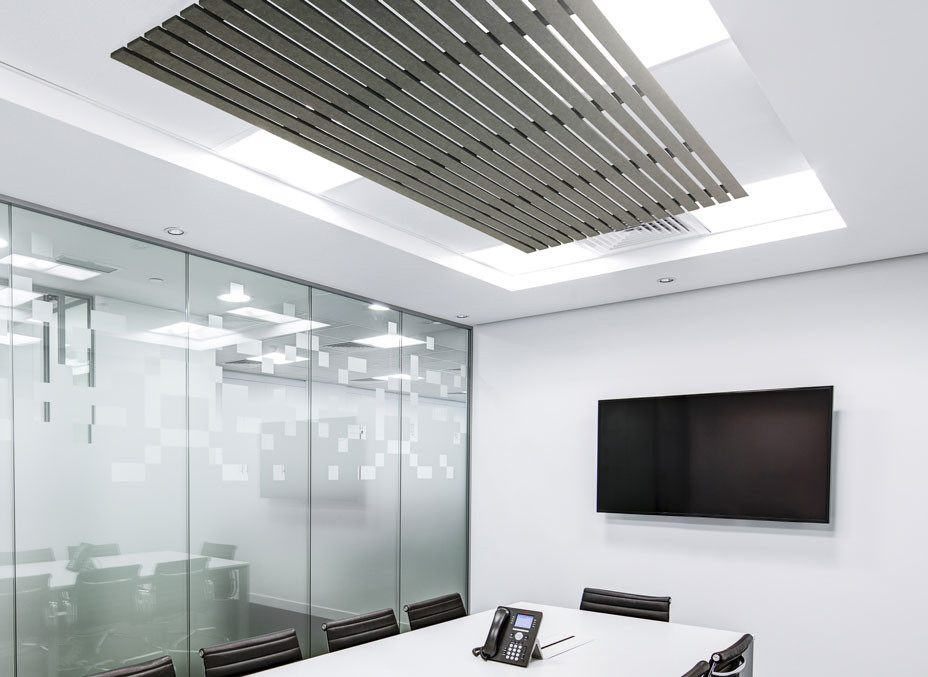 J2-Systems-PET-Felt-Slat-Linear-Ceiling-