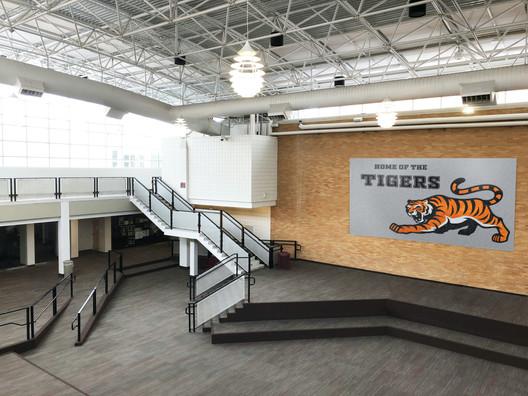 J2 PET Felt Home of the Tigers