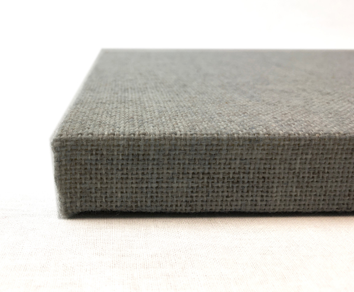 J2 Fabric Wrapped Panel Square Edge Deta