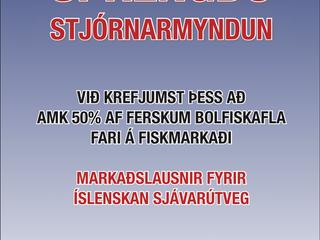 SFÚ minnir stjórnmálamenn á alvöru málsins!