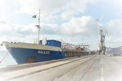 Balkan Vessel