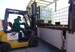 Loading of cargo
