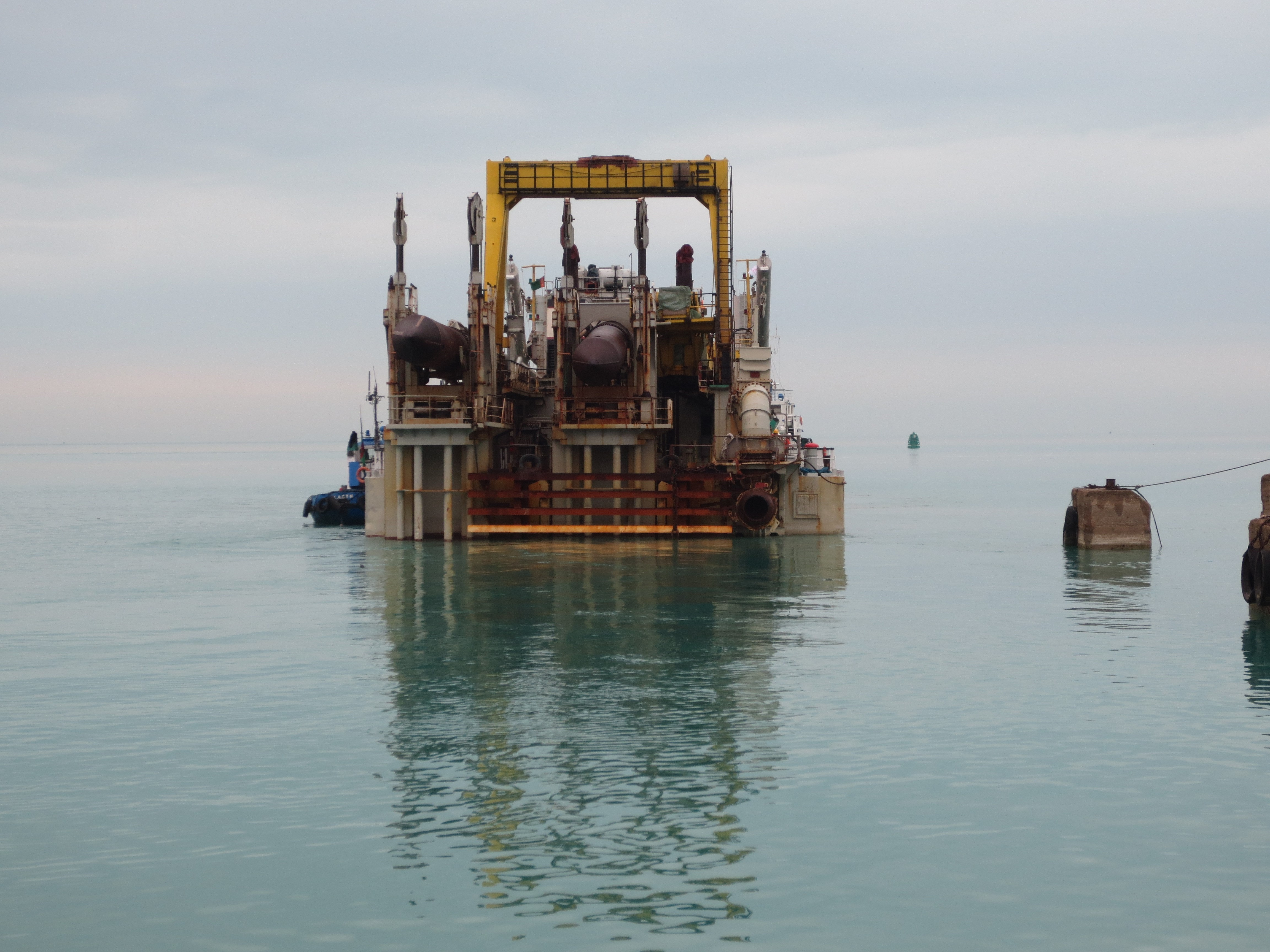 Dredging Operations