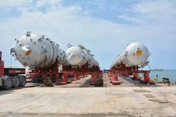 Vessels delivered by Kardelen Barge