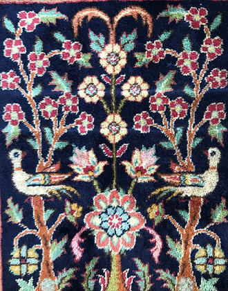 """Persian """"garden"""" carpet from North West Iran"""