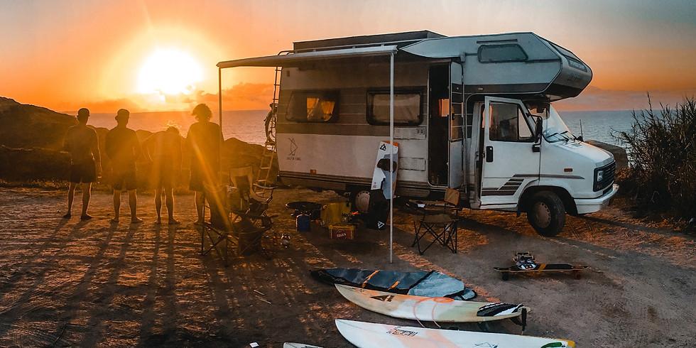 Epic camper trip